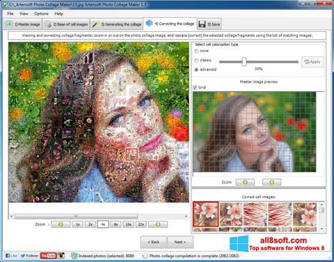 Skjermbilde Photo Collage Maker Windows 8