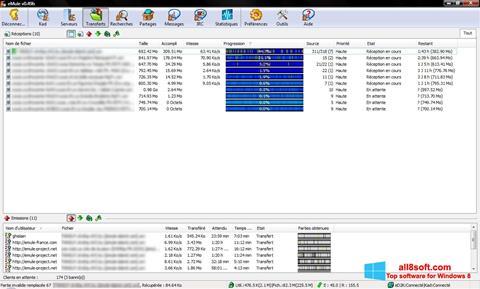 Skjermbilde eMule Windows 8