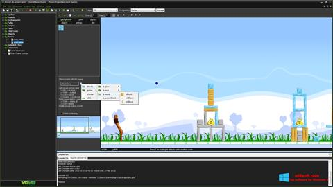 Skjermbilde GameMaker: Studio Windows 8
